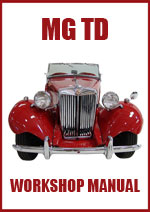 MGB Midget TD Series Workshop Repair Manual